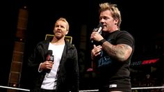 WWE Night of Champions 2014 - The Peep Show with Christian & Chris Jericho