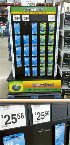 Simple Hook, Stellar Display via All Wire Hooks Gift Card Displays, Prepaid Phones, Phone Card, Point Of Purchase, Arcade, Hooks, Retail, Wire, Simple