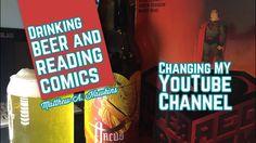 Comic Reviews, Broadway Shows, Beer, Comics, Videos, Youtube, Root Beer, Ale, Comic Book
