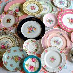 Dishes Vintage 16