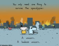badass unicorn - Google Search