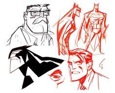 Illustrator: Shane Glines - http://cartoonretro.tumblr.com/