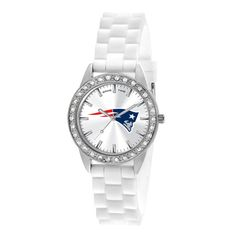 71af8cc54bf3 We offer a huge selection of officially licensed New England Patriots NFL  football watches at http