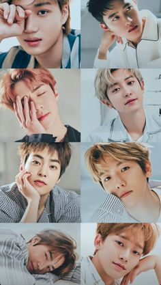 Just looking at them eases my mind. Exo Xiumin, Kpop Exo, Exo Ot12, Exo Group, Exo Album, Exo Lockscreen, Z Cam, Bts And Exo, Exo Members