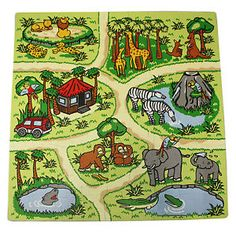 24 Best Floor Mats For Babies Images In 2013 Area Rugs