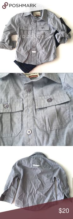 🚗 🎉HP🎉 Sovereign Code Button Down shirt 🚗 🎉Host Pick 🎉 Sovereign Code long sleeve button up shirt in a light blue with a blue and gingham pattern inside and on cuff of sleeves. Had button strap to secure rolled sleeves. Lightweight. In VGUC. Pants listed separately in my closet. 🚗Consignment Item, Smoke Free/Pet Friendly home🚗 A1 Sovereign Code Shirts & Tops Button Down Shirts