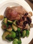 Chicken with Preserved Lemons, Black Olives and Artichoke Hearts – 10 min prep!   Food - Health, Happiness and Freedom...Nxo