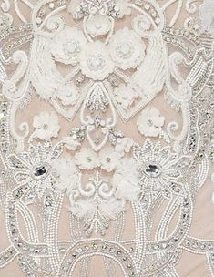 Broderie haute couture