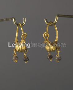 Jewelry From The Cam Miranda J Roman Style Earrings