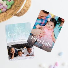 Wish your family and friends a very happy Easter with trendy, new designs now available! Shop via link in bio. 🐇💐    #Regram via @mixbook