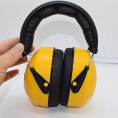 Professional soundproof foldaway ear plugs Sleep hear protection ear protectors earmuffs for noise Outdoor Hunting Shooting