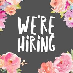 Are you a licensed cosmetologist who loves to create beautiful work? We are currently looking for someone to join our team at #hotspotsalonandspa who is a team player tons of fun organized dedicated and has a social media presence. If you are interested and think you'd be a great fit please stop in to fill out an application!  Experience is preferred but not necessary. (If you know someone who would be perfect for the job feel free to tag them or share this post!) Any questions regarding the…