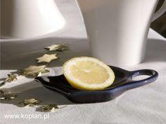 Spodek czajniczek Koplan - szkliwo kobalt