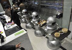 Restaurantes chineses começaram a substituir os seus trabalhadores e alguns dos serviços realizados porrobôs. Embora alguns…
