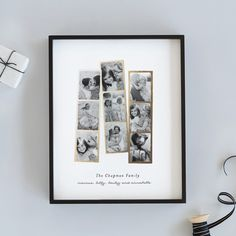 """""""Photo Booth Filter Foil"""" - Foil Pressed Photo Art Print by Olivia Kanaley. Photo Book, Photo Art, Diy Cadeau, Polaroid Wall, Fathers Day Quotes, Gifts For Office, Picture Frames, Photo Gifts, Decoration"""