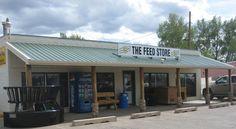 Elly's family run feed store.(For Love of Jonas)