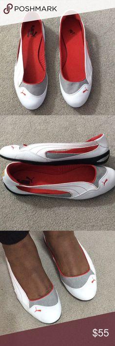 93f30b103a3 Puma Ferrari Women s Motorsport Ballerina Shoes