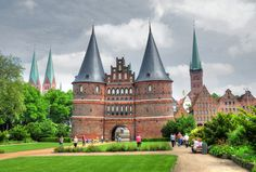 Here's 8 reasons why Lubeck should be your next European city break