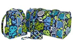 Disney Collection by Vera Bradley Coming to Disney Parks - like this pattern, pretty sure I need the backpack for my next trip :)