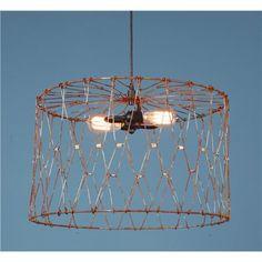 love repurposed furniture and lights