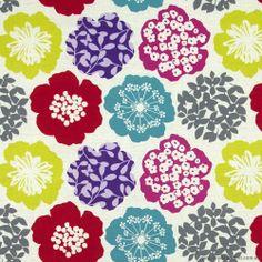 Echino Bloom Natural by Kokka Echino, Upholstery Fabric For Chairs, Brisbane Australia, Cork Fabric, Voodoo, Textile Design, Rabbit, Bloom, Fabrics