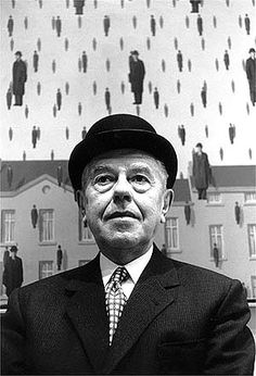 Rene Magritte, MOMA, New York, 1965