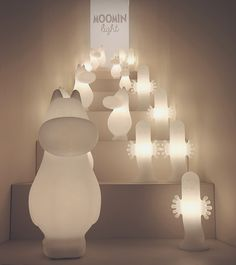 Moomin Lights by Feelis Helsinki