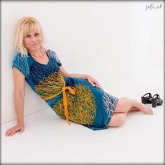 Sommerkleid/Shirt Sunny Schnittmuster und Anleitung mit über 300 Variationen von PiexSu - Nähanleitungen bei Makerist