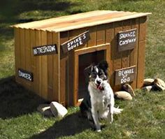 the diy two story dog house inspiredpinterest! | dog stuff