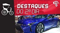 Salão do Automóvel 2016: resumo do segundo dia - TecMundo Auto