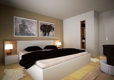 Bed, Furniture, Design, Home Decor, Pictures, Decoration Home, Stream Bed, Room Decor