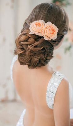 Wedding hair styles (and how to of some)