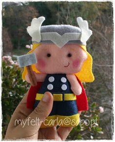 My Felt: Thor!