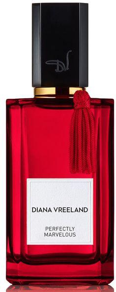 Diana Vreeland PERFECTLY MARVELOUS Eau de Parfum 100ml 3.4oz New Sealed RET $250