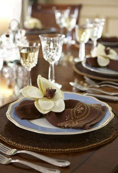 Tablescape | Rinfret, Ltd.