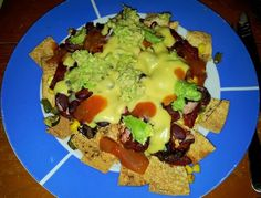 Vegans Eat Yummy Food Too!!!: November 2013             Nacho's & Potato Lentil Stew