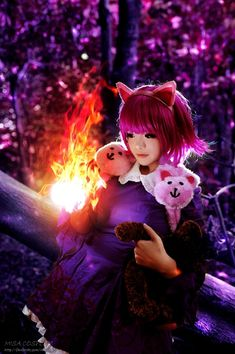 Annie - League of Legends Cosplay