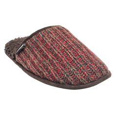 Men's Muk Luks Gavin Slide Slippers - Red Pepper M, Size: Medium