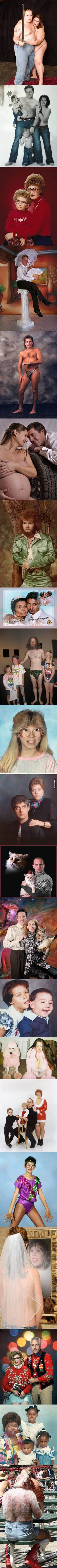 Most awkward family photo I have ever seen...