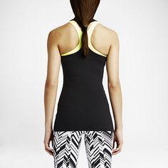 Damska koszulka treningowa bez rękawów Nike Get Fit