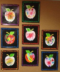Arts visuels à la maternelle