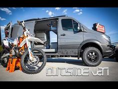 OSV SHADOW CRUISER | 4x4 144 2500 Low Roof Mercedes Sprinter - YouTube