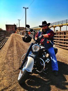 "Stan Ellsworth of ""American Ride"" at the Denver Stockyards / Season 4"