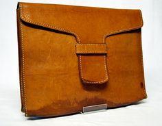 Vintage Leather folio