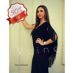 On Sale  Was 130 JDs Now 50 JDs +962 798 070 931 +962 6 585 6272  #ReineWorld #BeReine #Reine #LoveReine #InstaReine #InstaFashion #Fashion #Fashionista #FashionForAll #LoveFashion #FashionSymphony #Amman #BeAmman #Jordan #LoveJordan #GoLocalJO #MyReine #ReineIt #EidCollection #Diva #ReineWonderland #Modesty #Turban #HijabDress #HijabFashion #Jumpsuit #OverAll