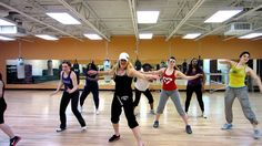 "HotDotFitness Original Choreography Dance ""Great Balls of Fire"" Rock and..."