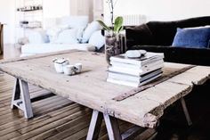 table for the living-room