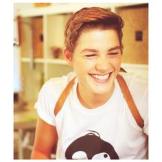 Jack Finn Harries ❤ liked on Polyvore