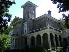 Snowden mansion, Memphis, TN