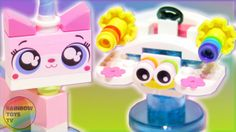 Journey through a multiverse of rainbows, puppies and much more with Unikitty from THE LEGO® MOVIE™! Item: 71231 Ages: Pieces: 57 Features Let creativit. Stop Motion, Lego, Packing, Rainbow, Watch, Toys, Building, Youtube, Fun